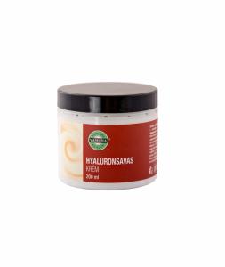 Crema cu acid hyaluronic 200ml YAMUNA
