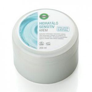 Crema hidratanta sensibil 200ml Yamuna