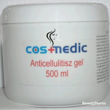 Gel anticelulitic - Cosmedic 500ml