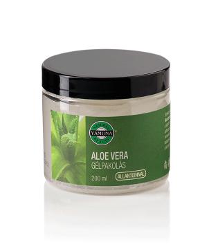 Masca de fata cu Aloe Vera 200 ml - YAMUNA