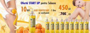 OFERTA START UP – Ulei de masaj cu Portocale si Scortisoara – Yamuna – 1.000 ml