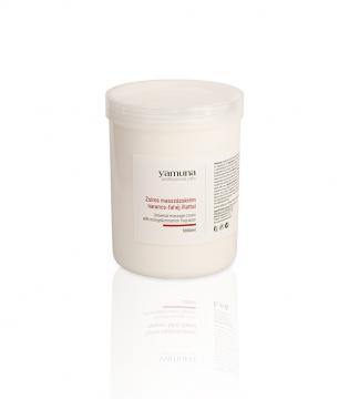 Crema masaj cu Scortisoara YAMUNA - 1.000 ml