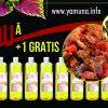 Ulei Masaj Anticelulitic yamunaromania 9 si 1 gratuitok