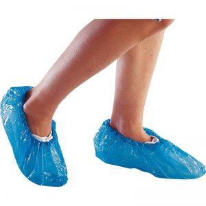 acoperitori pantofi Albastrii